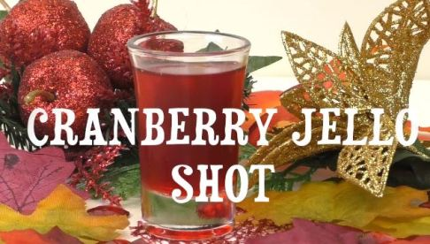 These holiday shots are needed for your next Friendsgiving or Christmas party!