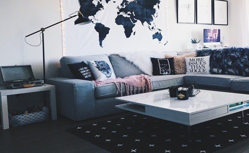 The best dorm decor ideas are here. Follow these dorm decor ideas next time you want to personalize your room. Find out these decor styling tips here.
