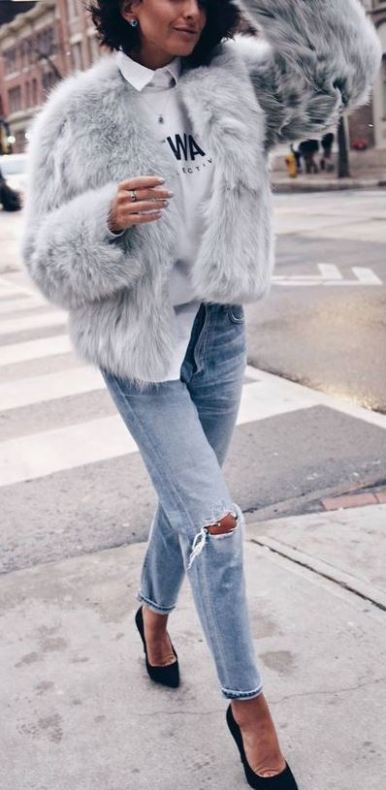 These are the cutest faux fur coats for the winter season!