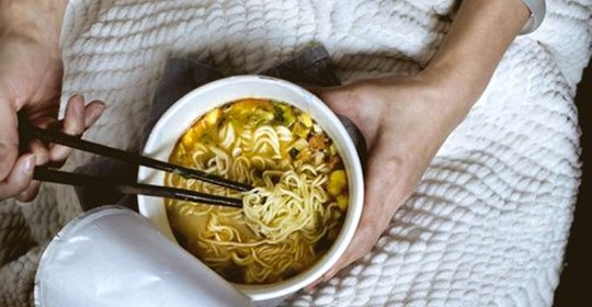 Delicious and easy instant Ramen recipes you can make in your dorm. These instant Ramen Noodle recipes are simple and instantly make your ramen better!