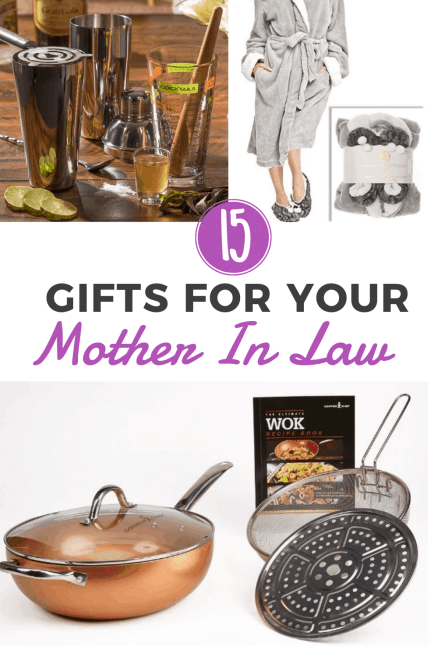 15 Christmas Gift Ideas For Your Mother In Law