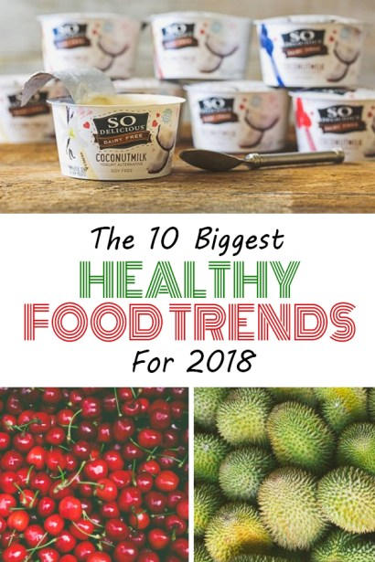 Check out the biggest healthy food trends for this year!