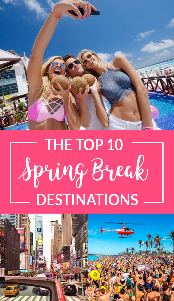 Where to travel for spring break-6261