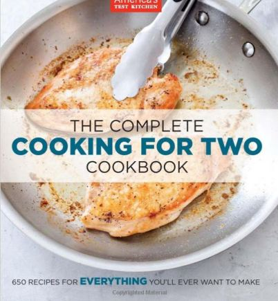 Cookbooks for two are great christmas gift ideas for couples!
