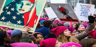 The 2018 Women's March is all about #PowerToThePolls. Here is everything you need to know about the 2018 Women's March organization and where the nearest Women's March is by you!