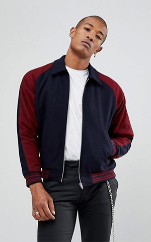 These varsity jackets are so cool!