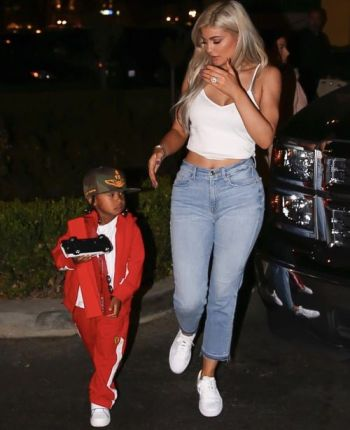 Kylie Jenner's ex boyfriend Tyga demands a paternity test after her baby Stormi was born February 1st. Kylie's boyfriend Travis Scott is known to be the baby's father, but Tyga has a feeling it is actually his child. But could a third rapper actually be the father...? WE NEED ANSWERS.