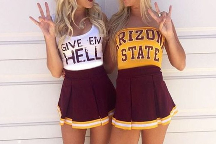 Get your Sun Devils gear on because these are the 10 cute gameday outfits you need to wear. Wearing the perfect gameday outfits are a crucial part of being a true Sun Devil.