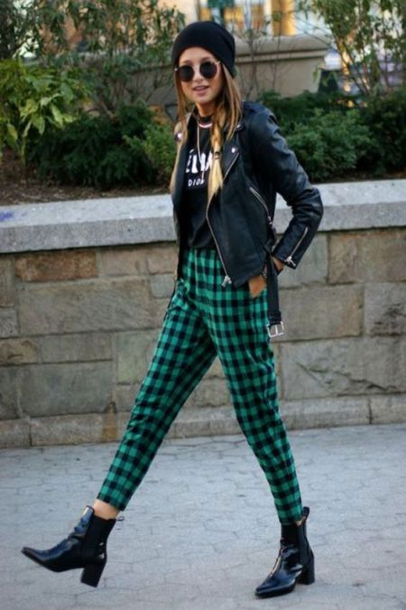 Take a look at the different ways to stylize plaid pants outfits for any occasion!