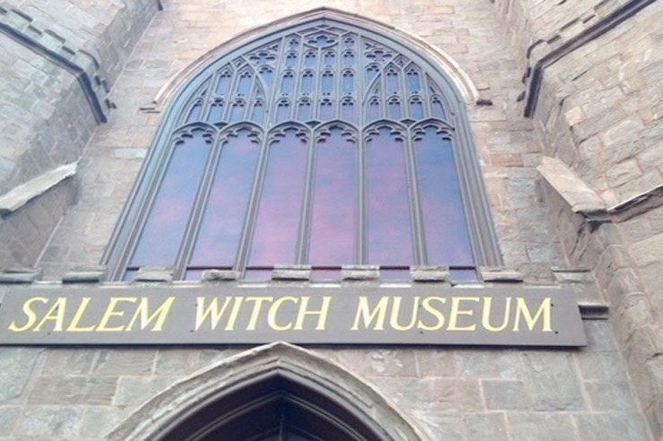 Ever wonder what it's like to live in the witch town of Salem, MA? Well know you can. Read on for a locals version of what it's like growing up in Salem, MA with all of the halloween madness!
