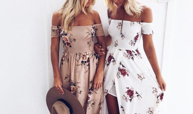 Get excited for warmer weather with these cute spring and summer dresses! The casual dress outfits come in colors such as white, red, black, and more! Not to mention, they range from all different styles like maxi, midi, bodycon, lace-up, and wrap!