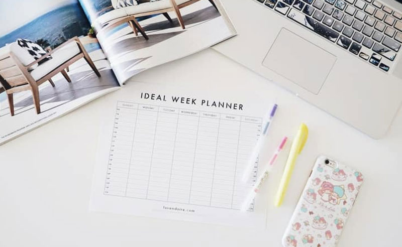 Managing your time is much easier said than done. These time management tips are easy and can make a difference in improving your productivity.