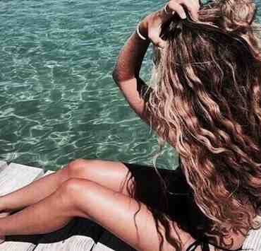 Here's a few products that will cut the wavy hair effort in half. Below are the 5 best hair products for beachy waves that'll give you those gorgeous and effortless mermaid hair vibes! If you like the scrunched, wavy hair look, these sea salt hair texturizers are for you!