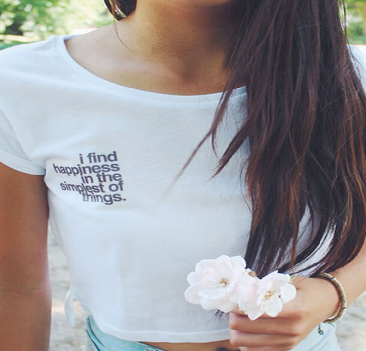 I wear a graphic tee just about every other day. It may sound extreme but, graphic tees are truly essential items that we need in our lives. Don't believe me? Ok, here are 5 reasons why we all need graphic tees in our lives.