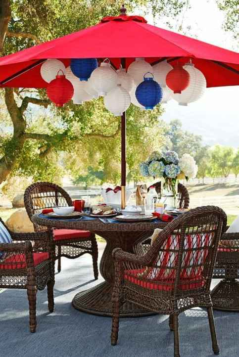 Check out these trendy 4th of July decorating ideas for your party!