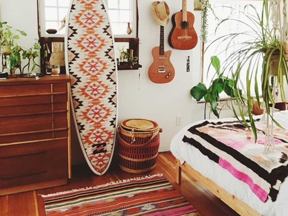 Emerson College Los Angeles >> The Beach Themed Dorm Room Ideas That Give Major Cali Vibes