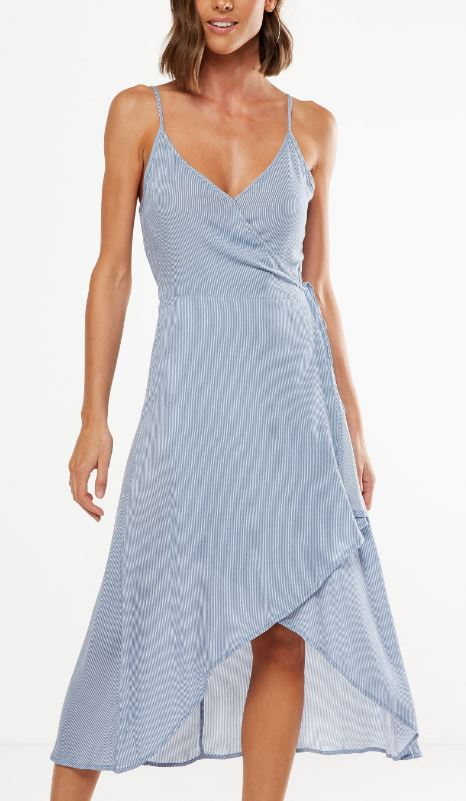 Check out these cute summer midi dresses!