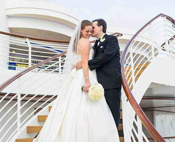 I recently had the privilege of standing by my best friend's side as she tied the knot somewhere between Jamaica and Mexico. As a bridesmaid I got an up close uncensored look at the ins and outs of getting married on a cruise. So here is some key information you may want to consider before getting married on a cruise.