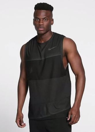 Nike is one of the Best Men's Fitness Apparel Brands!