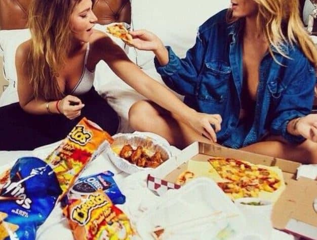 How To Stop Over Eating And Giving Into Temptations