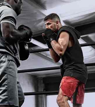 Reebok is one of the Best Men's Fitness Apparel Brands!