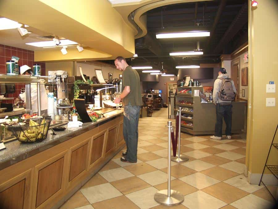 Here's a few coffee shops UVM has to offer.