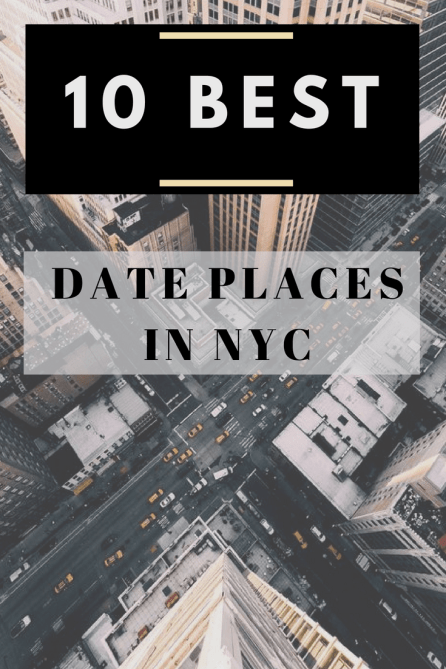 10 Places to Take a Date in NYC Besides Central Park