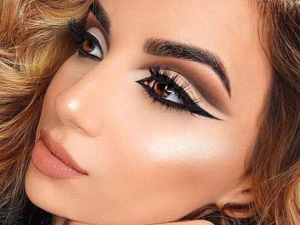 makeup looks bold skin tone dark rock any society19 wear kind