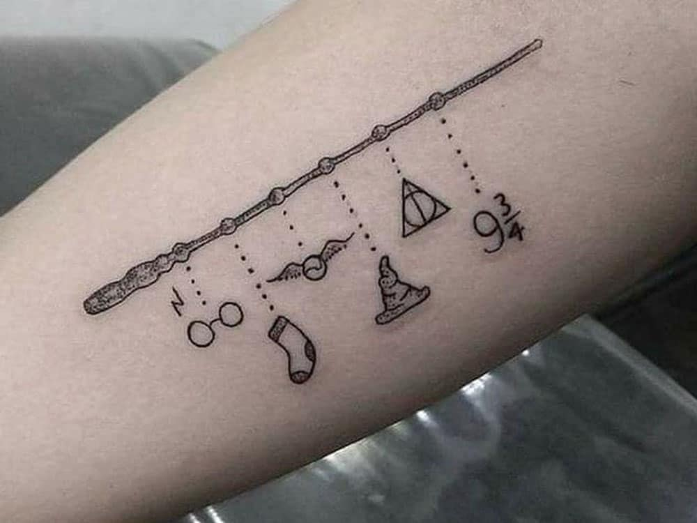 The 19 Best Harry Potter Tattoos You Actually Might Want To