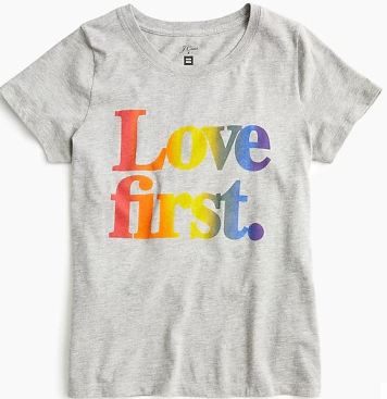 Here are some cute outfit ideas for LGBT pride month!