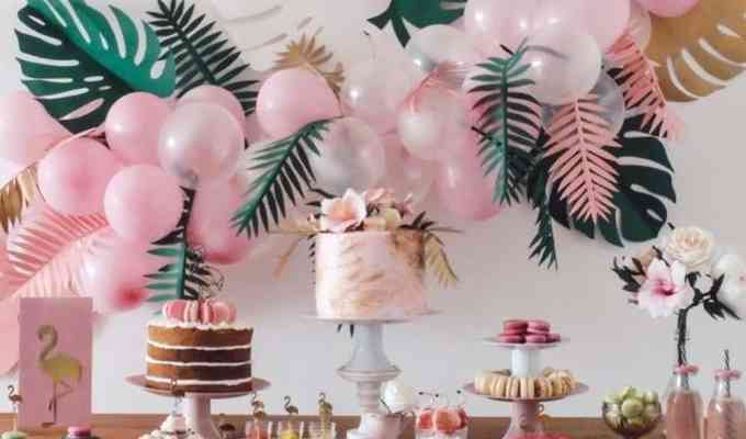 Check out these summer party decorations that'll leave your guests asking where you got your decor! You'll have the most stylish party on the block.