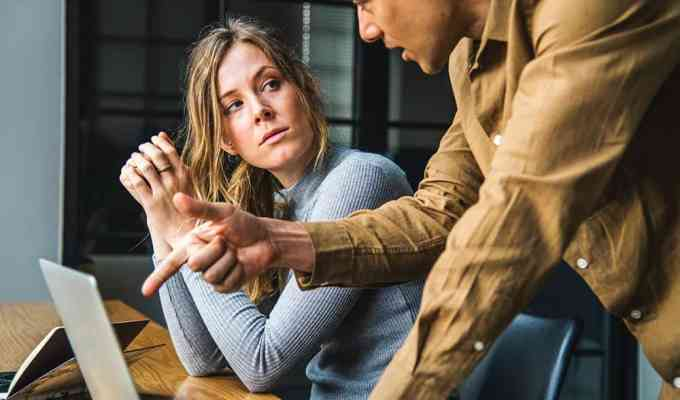 You shouldn't have to wonder why women need to be assertive in the workforce. It's because there is such a disparity! Read here for the solution.