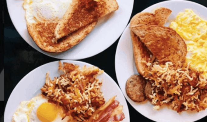 Needing some food to nurse that hangover away and rally? Here are the five best restaurants in Charlottesville to help that headache!