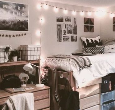 Check out this article for the 5 essential items for your freshman dorm room. Here are a few things to know before you move to college.