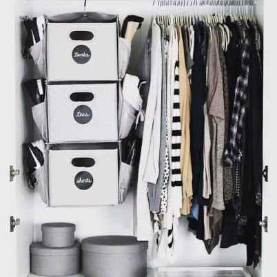 Here are our best dorm storage ideas for the upcoming school year!