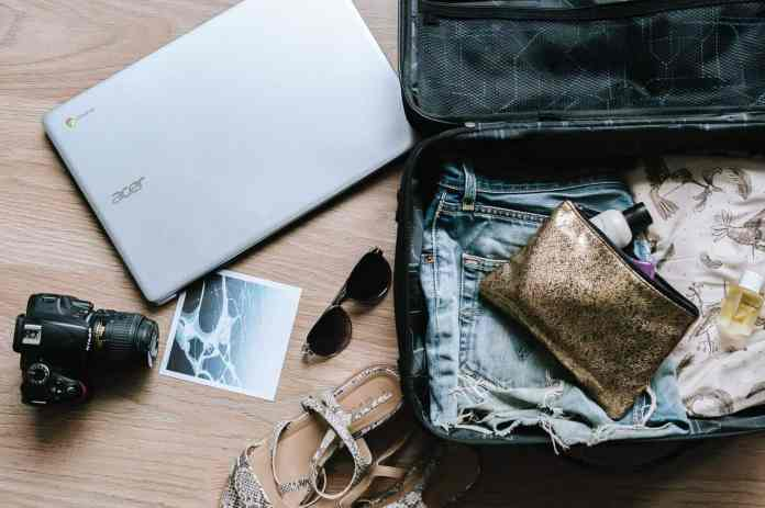 No matter where you're going on your next big trip, please don't overpack. Just keep the packing it simple with necessities and not things you won't use.