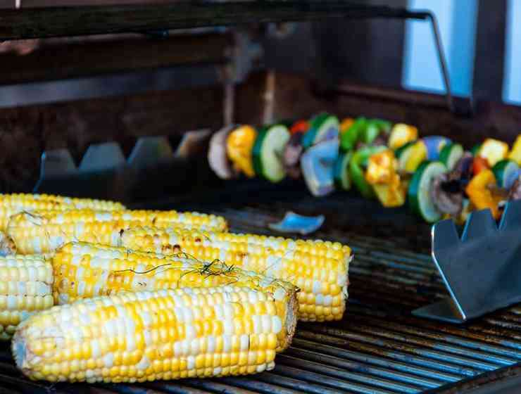 If you're sick of feeling left out when everyone's grilling, whip up one of these vegetarian BBQ dishes and pull up a chair by the fire!