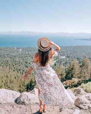 Lake Tahoe California Getaway