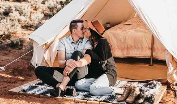 Are you a camping person? Have you gone on camping trips every summer? Try out these glamping sites in Pennsylvania that are so chic!