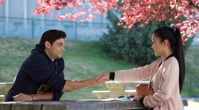 To All The Boys I Loved Before is the newest Netflix hit, and we've got all the GIFs from it that describe your horoscope.