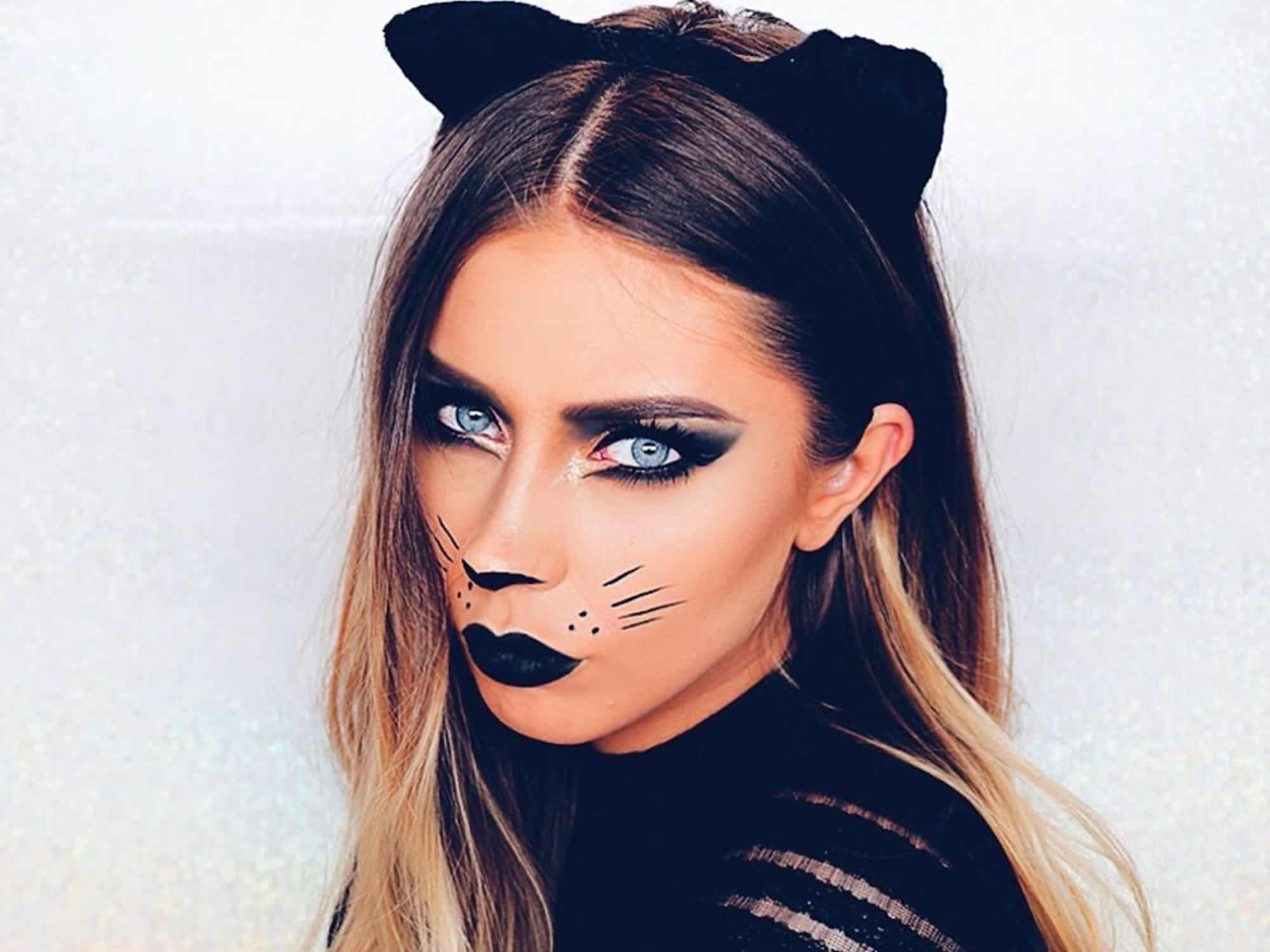 8 Halloween Makeup Looks You Need To Try Society19