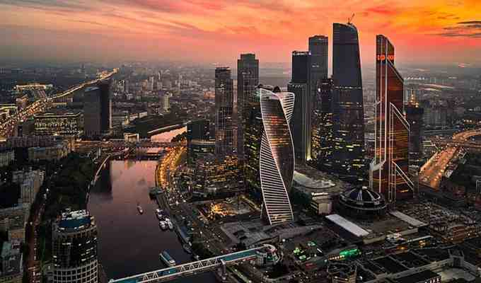 Secret spots in Moscow can be found all over the city! We've made a list of some of our favorite hidden spots in the area!