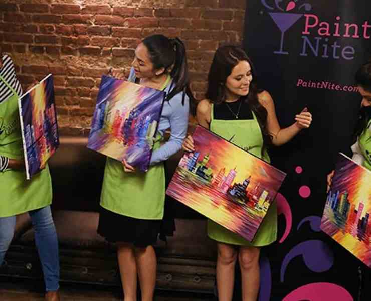 Paint Nite is a stress-relieving experience that everyone should experience at least once! Here are all the reasons why you need to try it!
