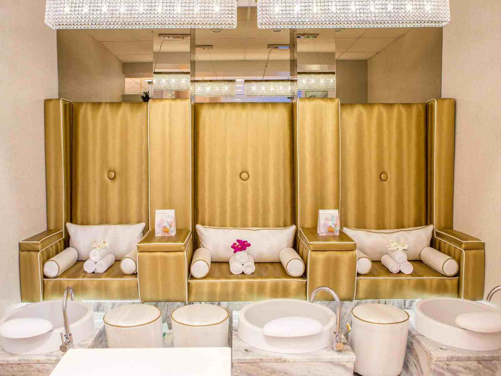 These salon services are unique, and you've probably never tried them before! Here are some of our favorite salon and spa services!