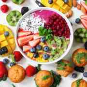 Hitting the gym and need an extra boost of energy? Pull out your blender and try these protein packed smoothie recipes now!