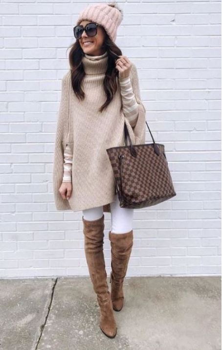 40 Winter Fashion 2018 Outfits To Copy
