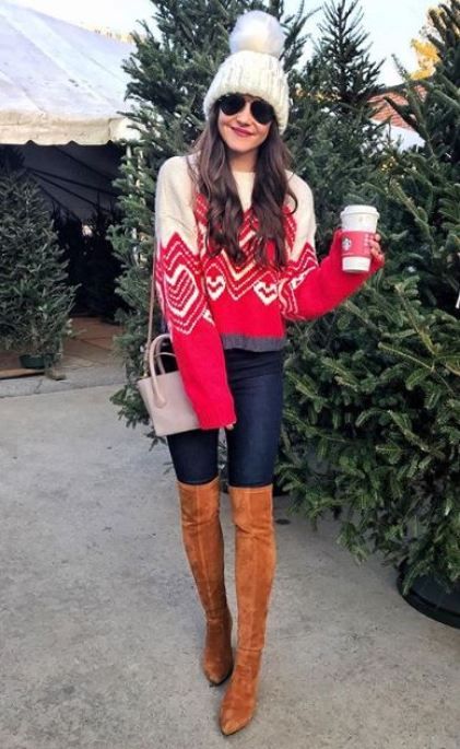 40 Winter Fashion 2018 Outfits To Copy From Fashion Bloggers