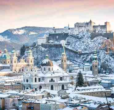 These European cities are all great spots to visit during the winter time! You don't want to miss taking a trip to these spots!