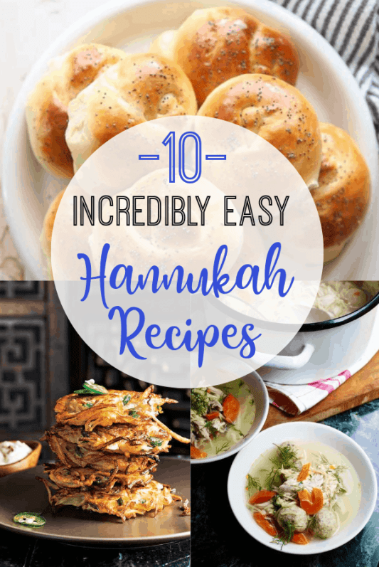 10 Easy Hannukah Recipes That Are Nothing But Basic