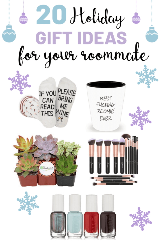 20 Holiday Gift Ideas for your Roommate
